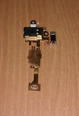 Nokia Lumina RM-975 Headphone Jack Vibration Motor Assembly Super Fast Shipping , used for sale  Shipping to India