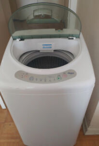 Haier portable washer hlp21n (with wheels)...Brand New in box