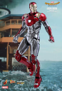 Spider-Man Homecoming Iron Man Mark XLVII 1/6th scale