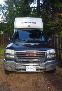 2012 Tufport MTC on 2005 GMC Extended Cab