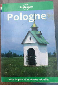 POLOGNE _ GUide Lonely Planet en FRANÇAIS