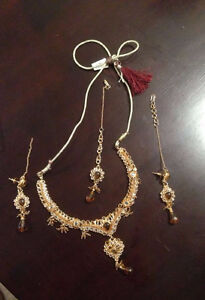 East Indian Jewelry Set