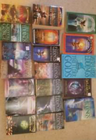 19 x David Eddings books for £15
