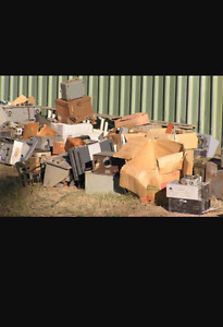 We are here to help!Junk removal, house, garage, barn clean out