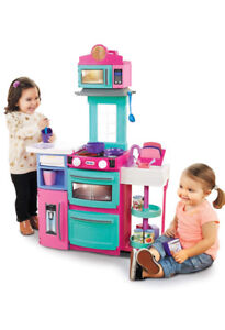 Little Tikes Cook 'n Store Kitchen Playset - Pink $20