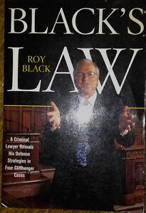 Black's Law by Roy Black