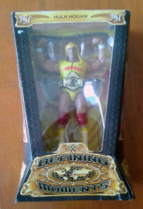 WWE Elite Hulk Hogan figure