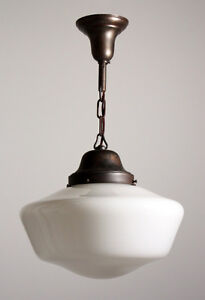 School House Light Fixture