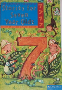 The Kingfisher Treasury of Stories for Seven Year Olds Paperback