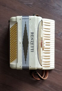 Renzetti Accordian made in Italy