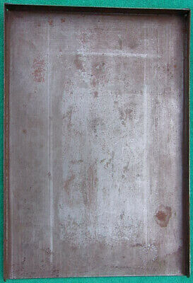 Hamilton Steel Letterpress Linotype Galley Tray Rare Vintage Printing 13 X 9