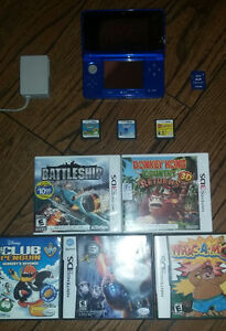 Nintendo 3ds Bundle with 10 games