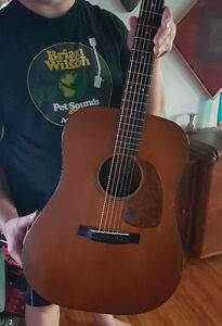 Amazing Vintage 1956 Martin D18 in excellent condition (+++)