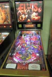 PINBALL ELVIS GOLD West Island Greater Montréal image 1