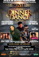 SEED OF VICTORY ANNUAL GALA, DINNER AND DANCE!!!
