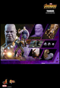 Hot Toys - MMS479 Avengers: Infinity War Thanos 1/6th Figure