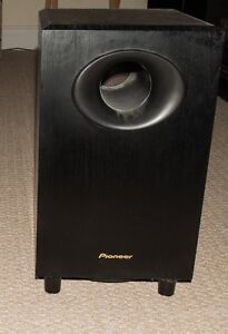 Pioneer Powered Sub-woofer