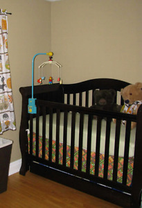 3 in 1 Convertible Crib