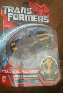 Hasbro Transformers Movie Deluxe Allspark Power Stealth Bumblebe