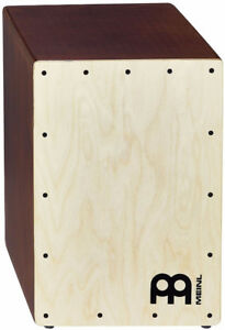 NEW - Percussion Birch Wood Compact Jam  with Internal Snares
