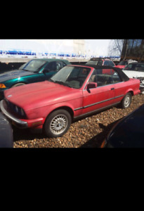 WANTED: BMW 3 series from 1984-1993