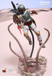 Boba Fett Deluxe Version - Sixth Scale Figure by Hot Toys