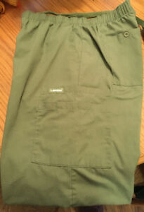 Men's size large nursing uniform / scrubs pants