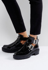 ASOS Black Boots | Bottes Noir ASOS