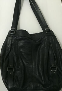 Diesel Purse - Black Leather Strathcona County Edmonton Area image 2