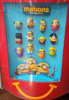 Minions Mcdonalds Toys! #1-#12 FULL SET