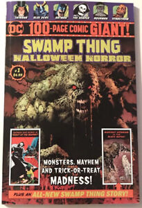SWAMP THING 100 PAGE COMIC GIANT #1 HALLOWEEN WALMART EXCLUSIVE