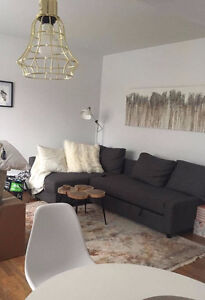 1 BR SOUTH END - ALL UTILITIES INCLUDED (JUL-AUG)