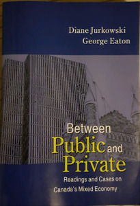 Between Public and Private ISBN 1-55322-059-5