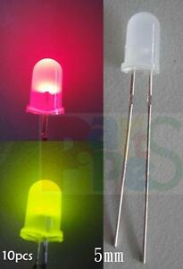 10pc-5mm-Auto-Flash-Flashing-Red-Green-3v-6v-9v-12v-car-boat-Led-Light-Bulb-RGF5