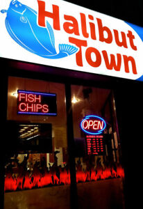 Fish and chips restaurant business in downtown Oshawa for sale