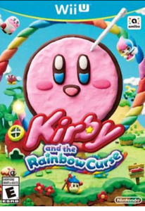 Kirby and The rainbow Curse WiiU