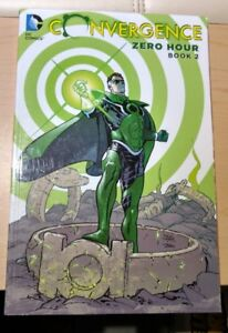 DC Convergence Zero Hour Book 2 Trade Paperback (TPB)