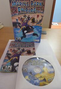Marine Park Empire CD-ROM