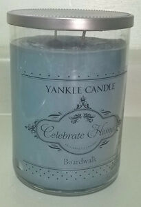 Yankee Candle Boardwalk Celebrate Home 2-Wick Tumbler Candles