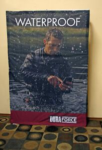 Large Tradeshow Pop up Graphic TENSION Display SEE VIDEO Kitchener / Waterloo Kitchener Area image 1