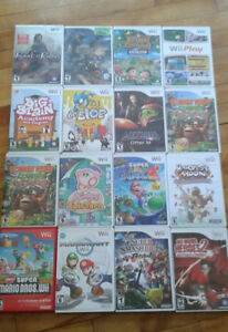 Video Games: Wii, GameCube, GBA, DS, 3DS