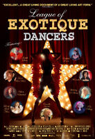 Live Burlesque and Documentary - Roxy Theatre September 1