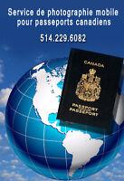 Photo de passeport fait chez vous