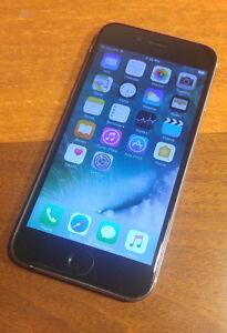 IPhone 6 16GB Bell/Virgin 9.5/10- AppleCare til April 15 2017