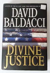 David Baldacci --- HARDCOVER