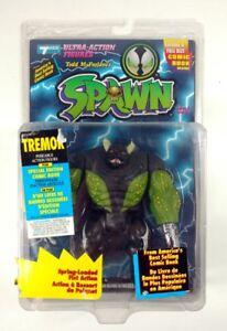 NIP - Spawn Tremor Figure w/ Comic - Green & Black