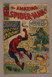Amazing Spider Man-Silver Age Books Only-Last Chance!