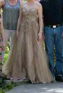 J'Adore Prom Dress - Strapless Ball Gown  London Ontario image 6