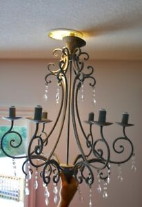 Chandelier - Transitional Style