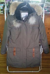 Manteau en duvet QUARTZ NATURE - Taille S